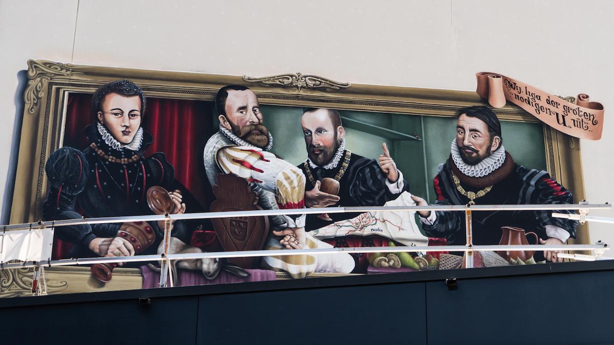 Mural Munttheater